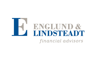 Englund & Lindsteadt Financial Advisor logo design by infuze creative