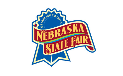 Nebraska State Fair logo design by infuze creative