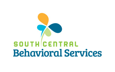 South Central Behavioral Services logo design by infuze creative